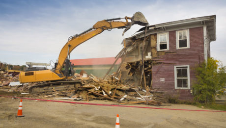 Remek áron igényelheti épületek szakszerű, professzionális lebontását.